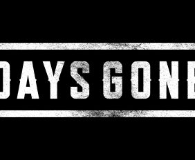 Days Gone - Logo White ® 2016 capcom Sony Interactive Entertainment