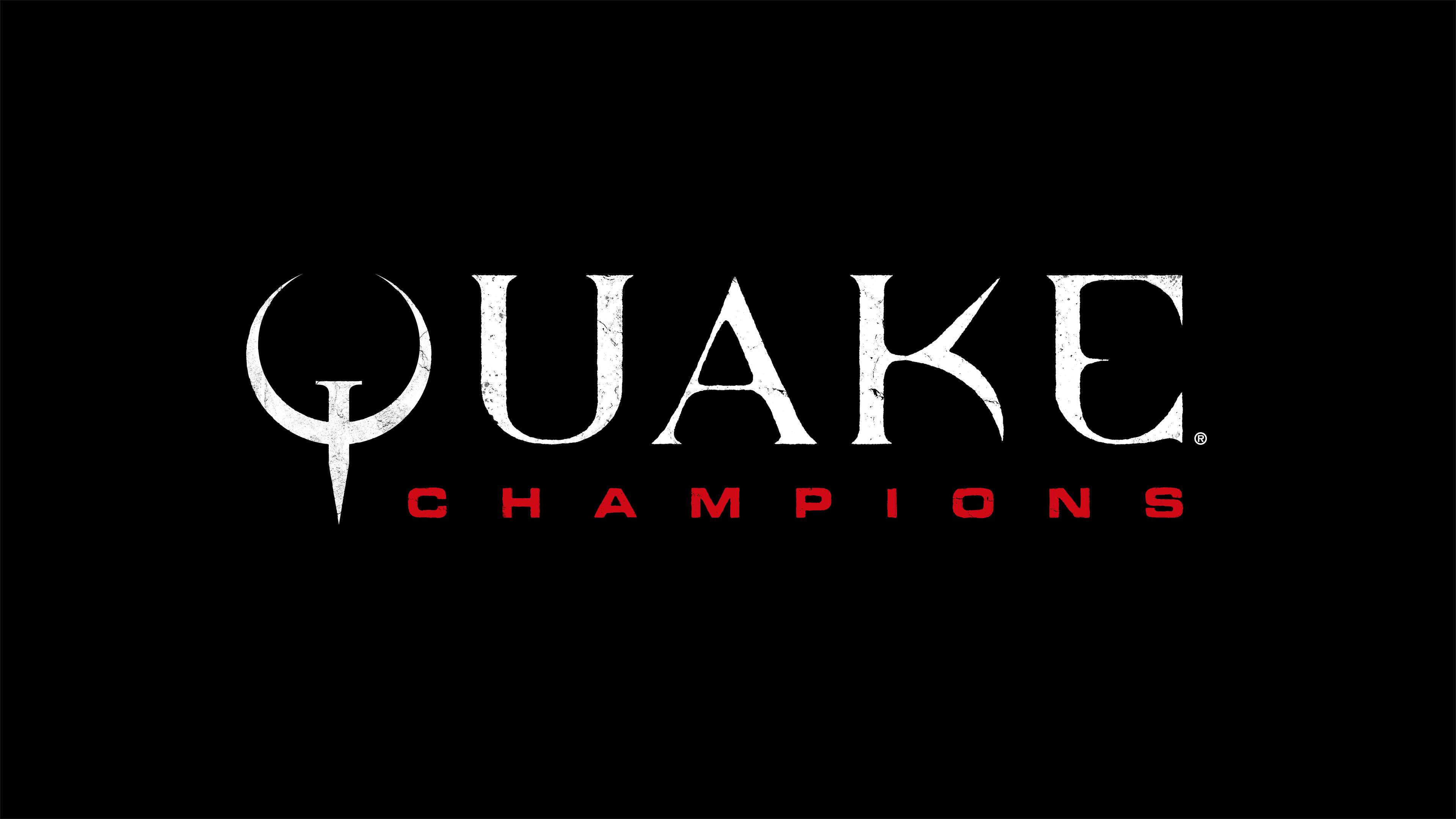 Quake Champions Logo © 2016 Bethesda Softworks LLC