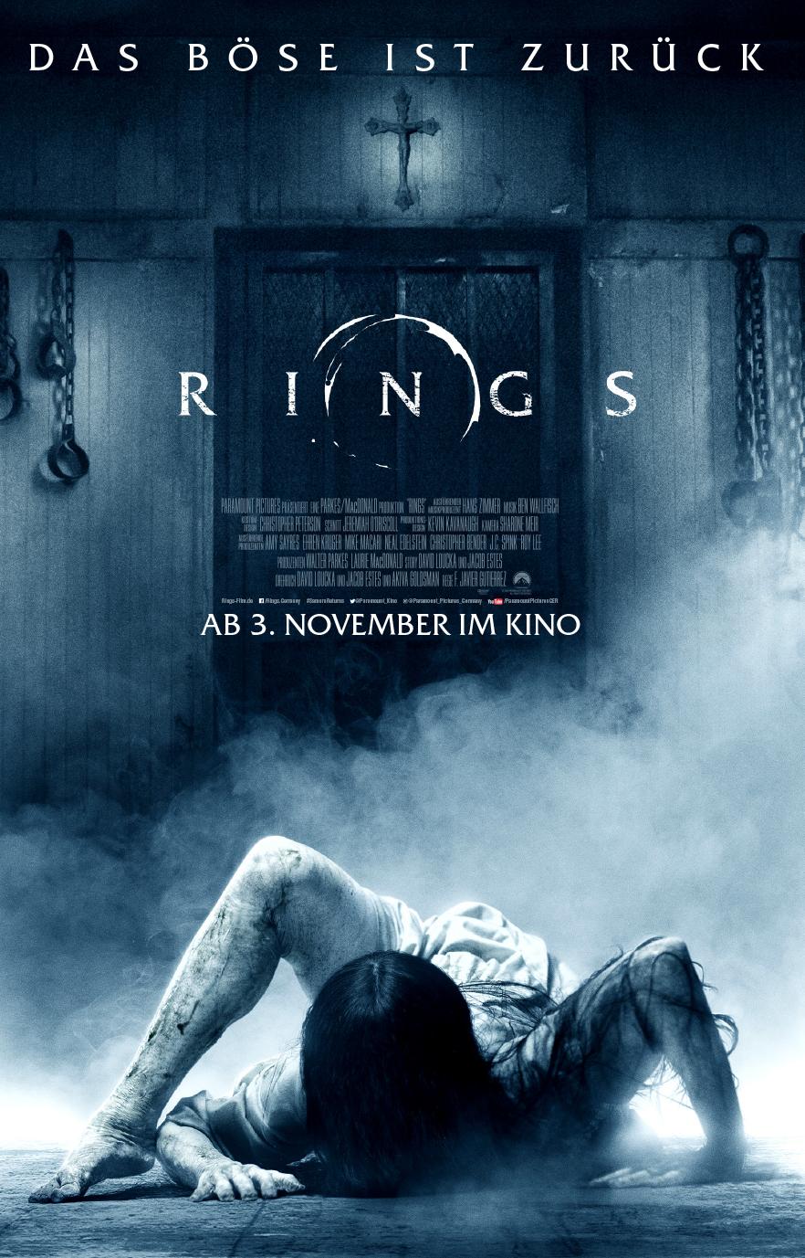 Rings Plakat
