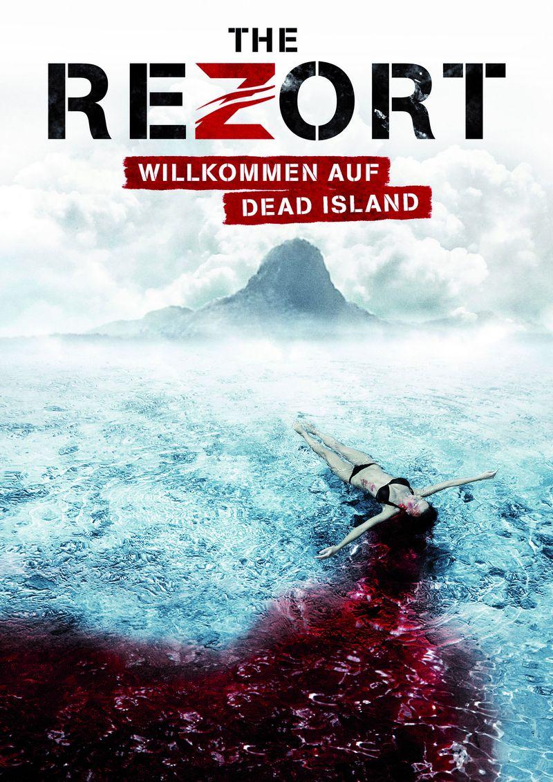 TheRezort DVD Inlay deutsch