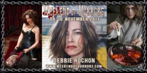 Stargast auf dem Weekend of Horrors 2013 8.-10. November Turbinenhalle Oberhausen