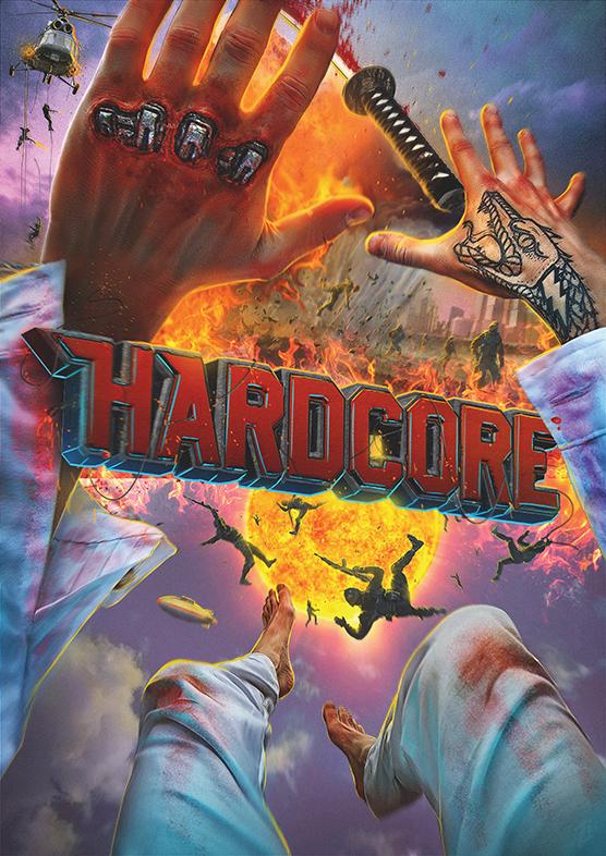 hardcore-plakat